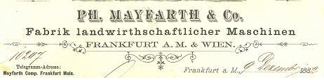 Ph. Mayfarth und & Co.