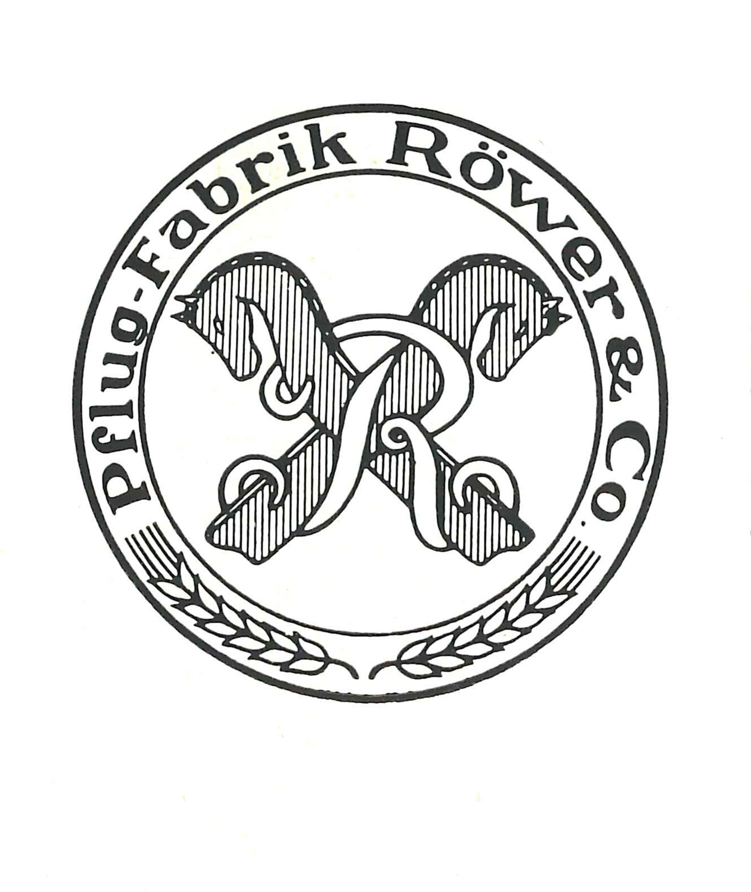 Pflugfabrik Röwer & Co.