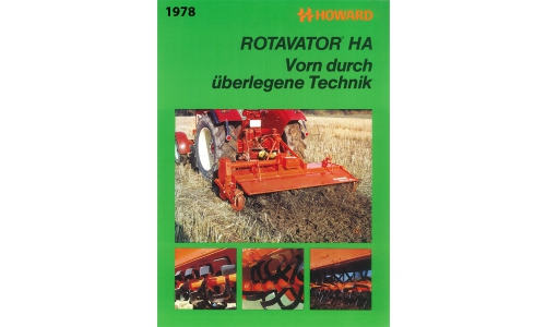 Howard Rotavator