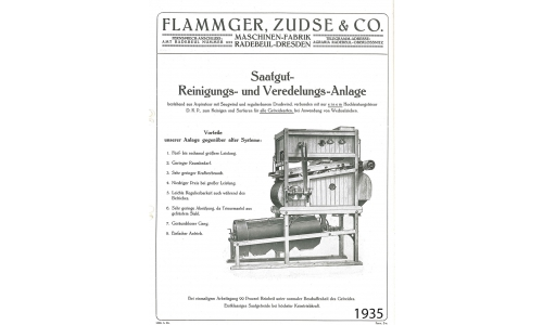 Flammger, Zudse & Co.